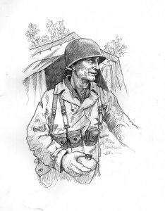 Soldier - Portraits of War