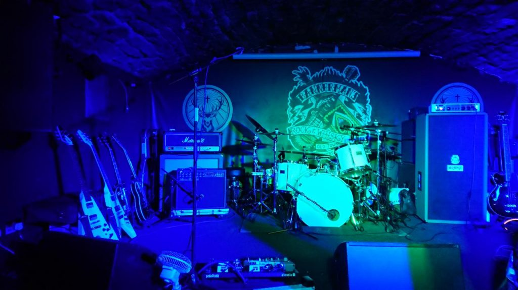 Bannermans music venue, Edinburgh