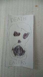 Death Eater album cover