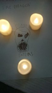 The Death Eaters band logo