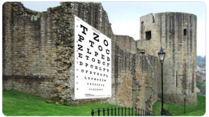Barnard Castle eyesight test