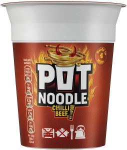 Chilli Pot Noodle