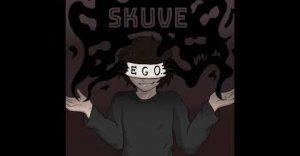 Ego album cover, by Skuve