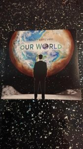 Our World CD by Andy LeFevre