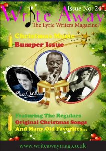 Write Away Magazine December 2020