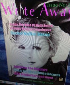 Write Away Magazine March 2021